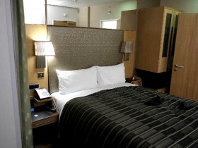 Club Size (Single Small Double) Room - Club Size (Single Small Double) Room