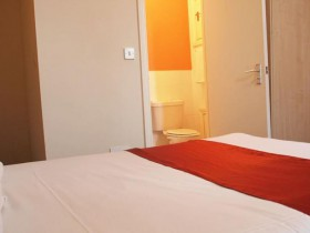 Double Room - Bedroom