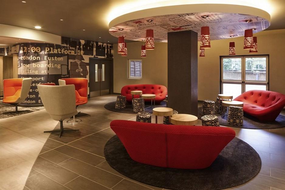 Hotel Ibis Euston St Pancras Londres