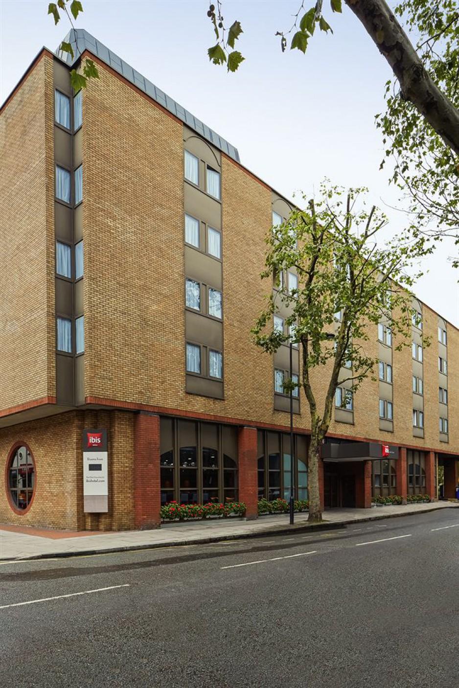 Ibis Hotel London St Pancras