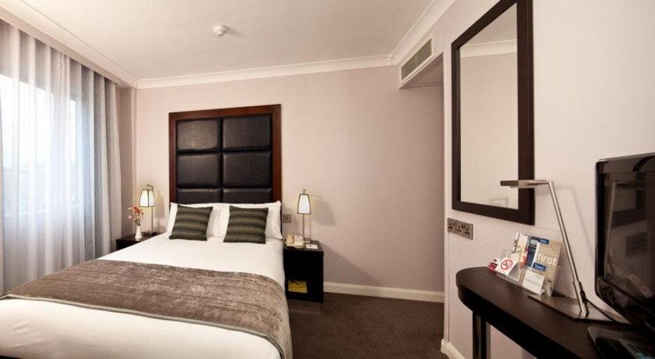 Mercure london kensington kensington y chelsea hotel for Chambre london